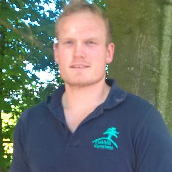 Sam Millward oakhill farm vets