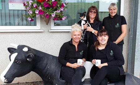 Oakhill Farm Support Team