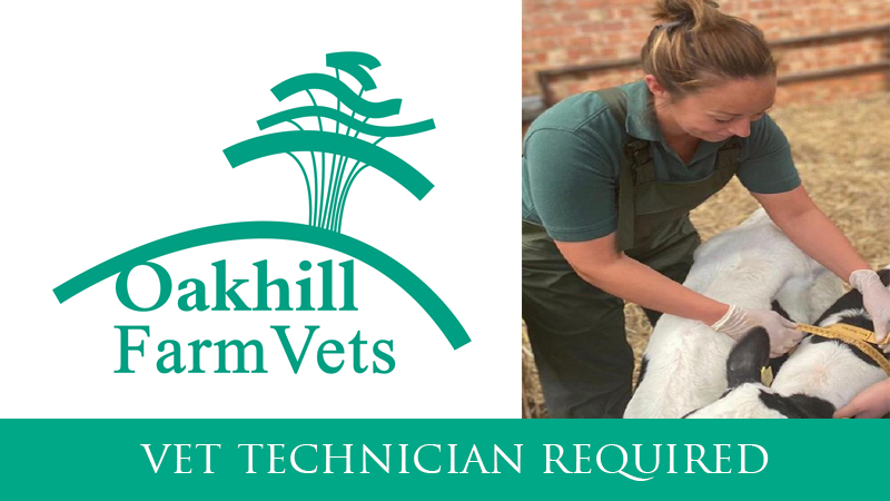 Farm Vet Tech Required